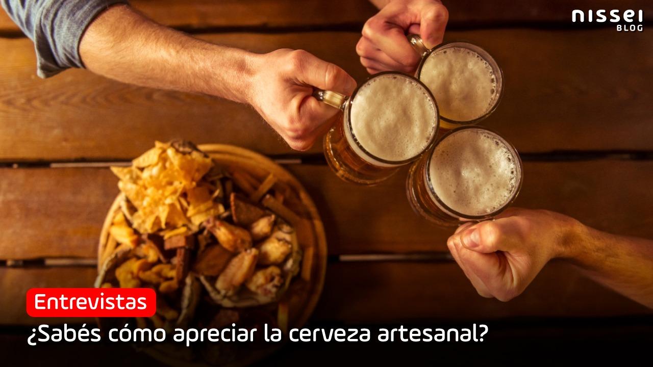 Todo lo que debés saber sobre: Cerveza Gourmet
