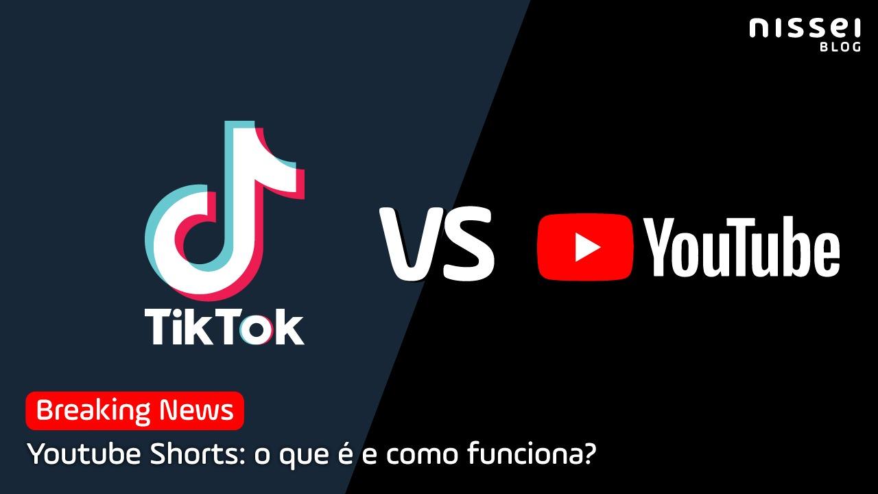 YouTube Shorts, o novo rival do TikTok