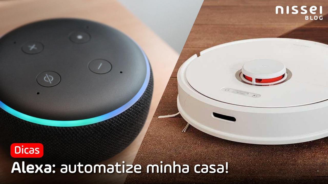 Formas de automatizar sua casa com uma Alexa