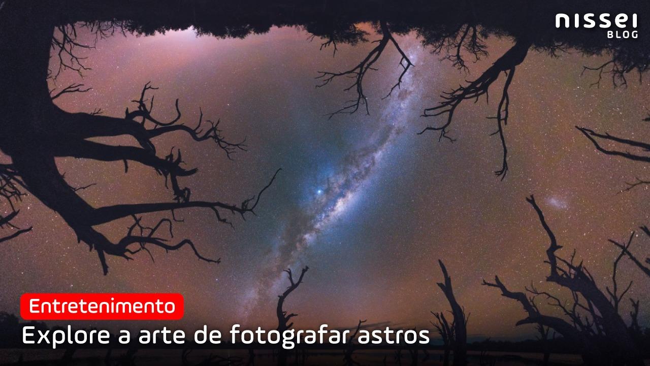 Fotografia noturna: dicas e equipamentos ideais